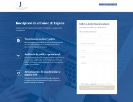 Balance de Inscripciones en el Registro del Banco de España